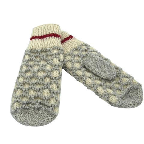 Honeycomb Mitts