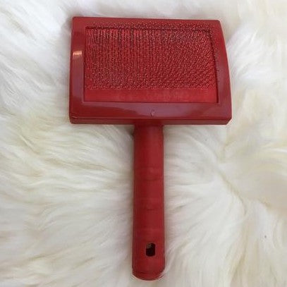Grooming Brush - Large Plastic