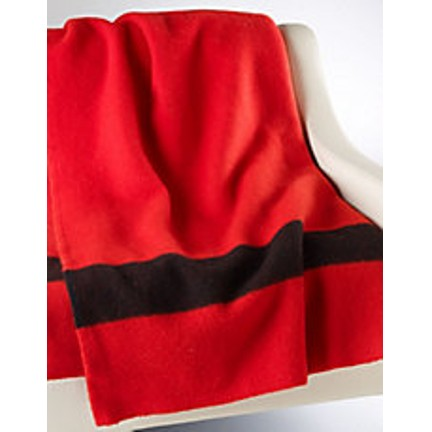 HBC Point Blanket - Scarlet