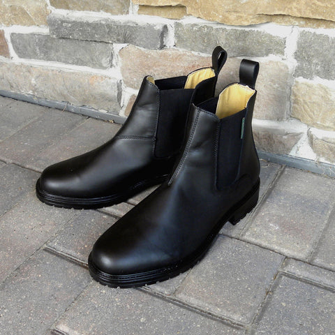 Brodie Pull On Boots - Black