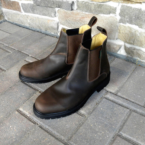 Brodie Pull On Boots - Brown