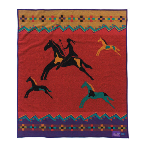 Pendleton Throw - Celebrate the Horse