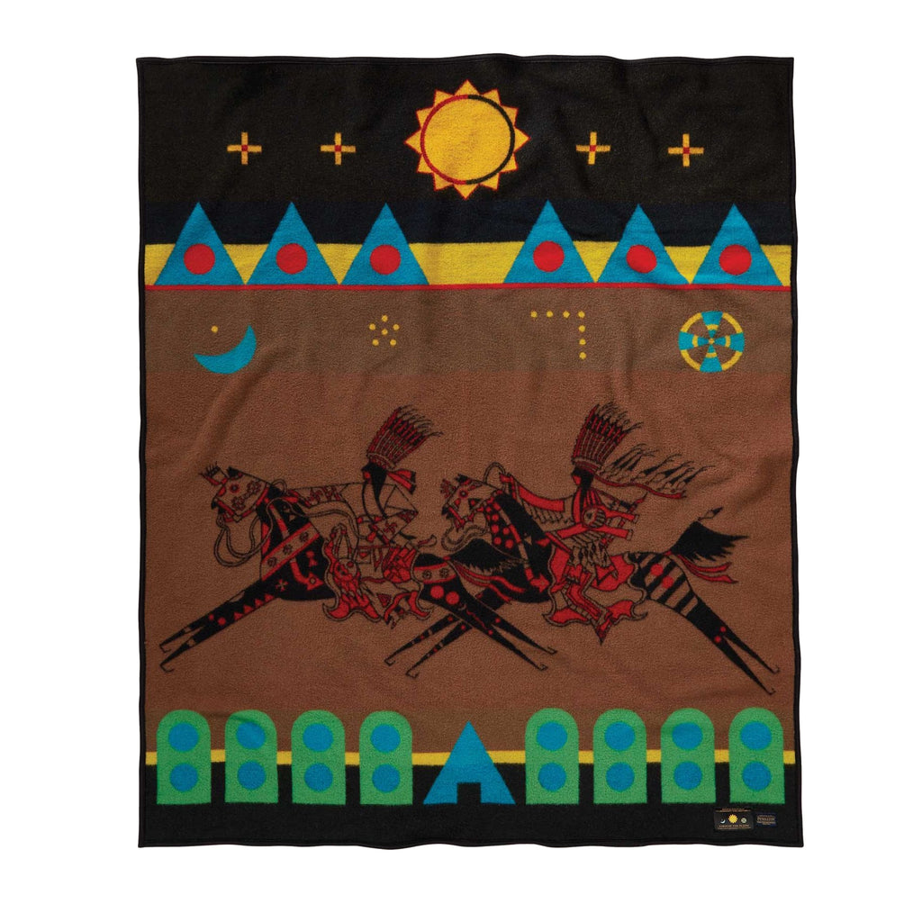Pendleton Throw - Lords of the Plains
