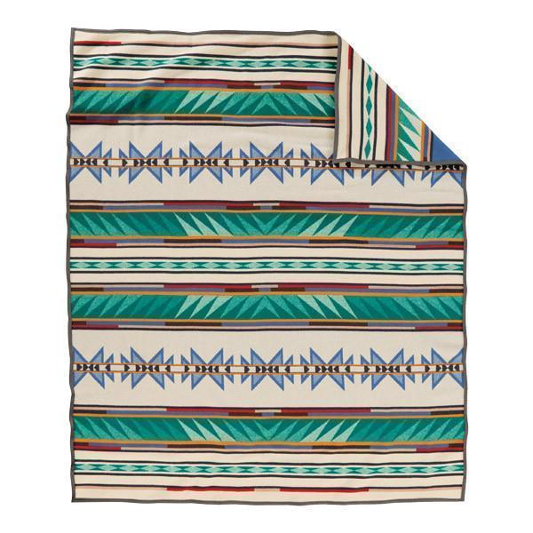 Pendleton Throw - Turquoise Ridge