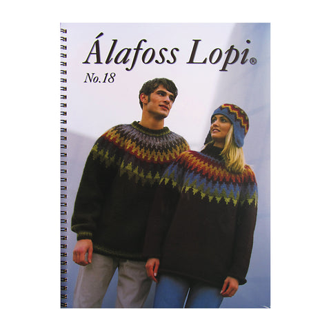 Lopi Pattern Book #18