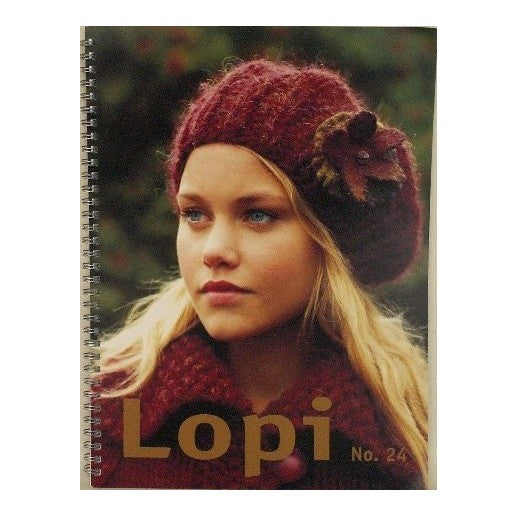 Lopi Pattern Book #24