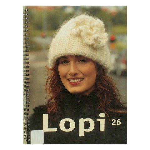 Lopi Pattern Book #26