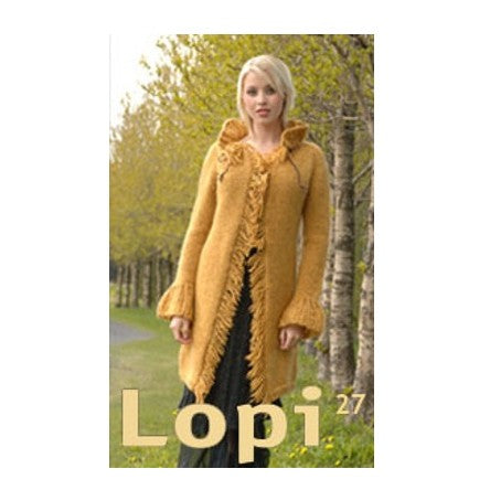Lopi Pattern Book #27