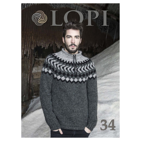 Lopi Pattern Book #34