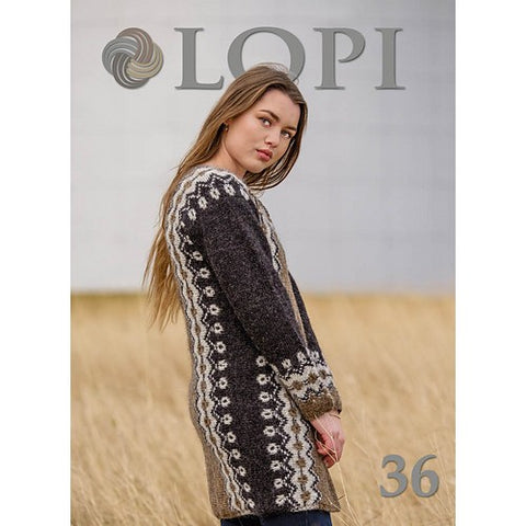 Lopi Pattern Book #36