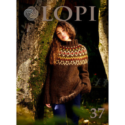Lopi Pattern Book #37