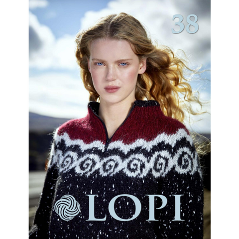 Lopi Pattern Book #38