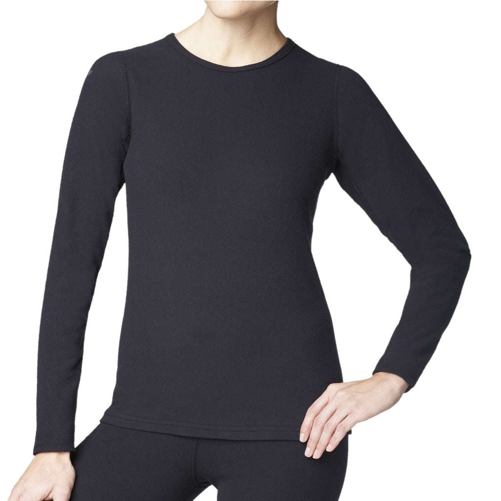 Women's Long Sleeve Shirt - Merino