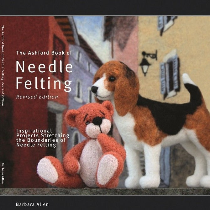 Needle Felting Book.
