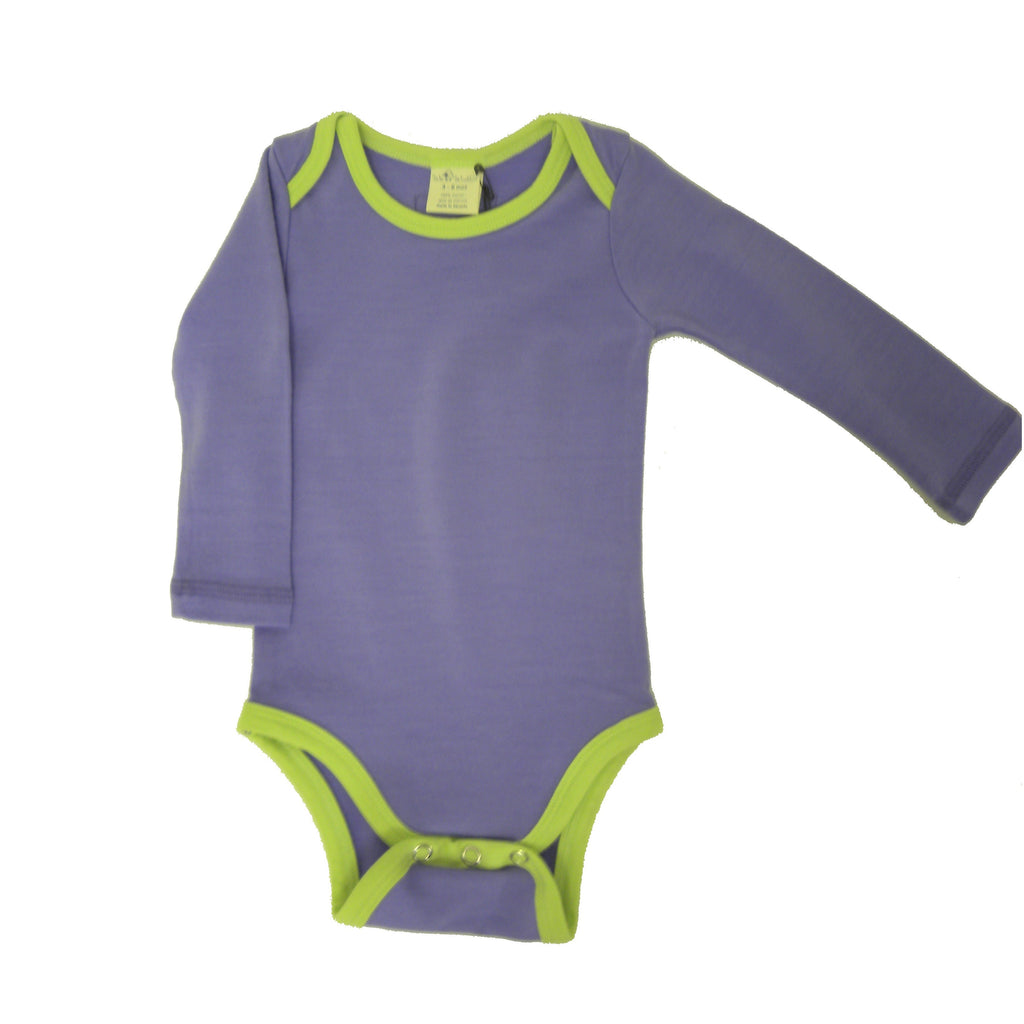 Merino Long Sleeve Onesie
