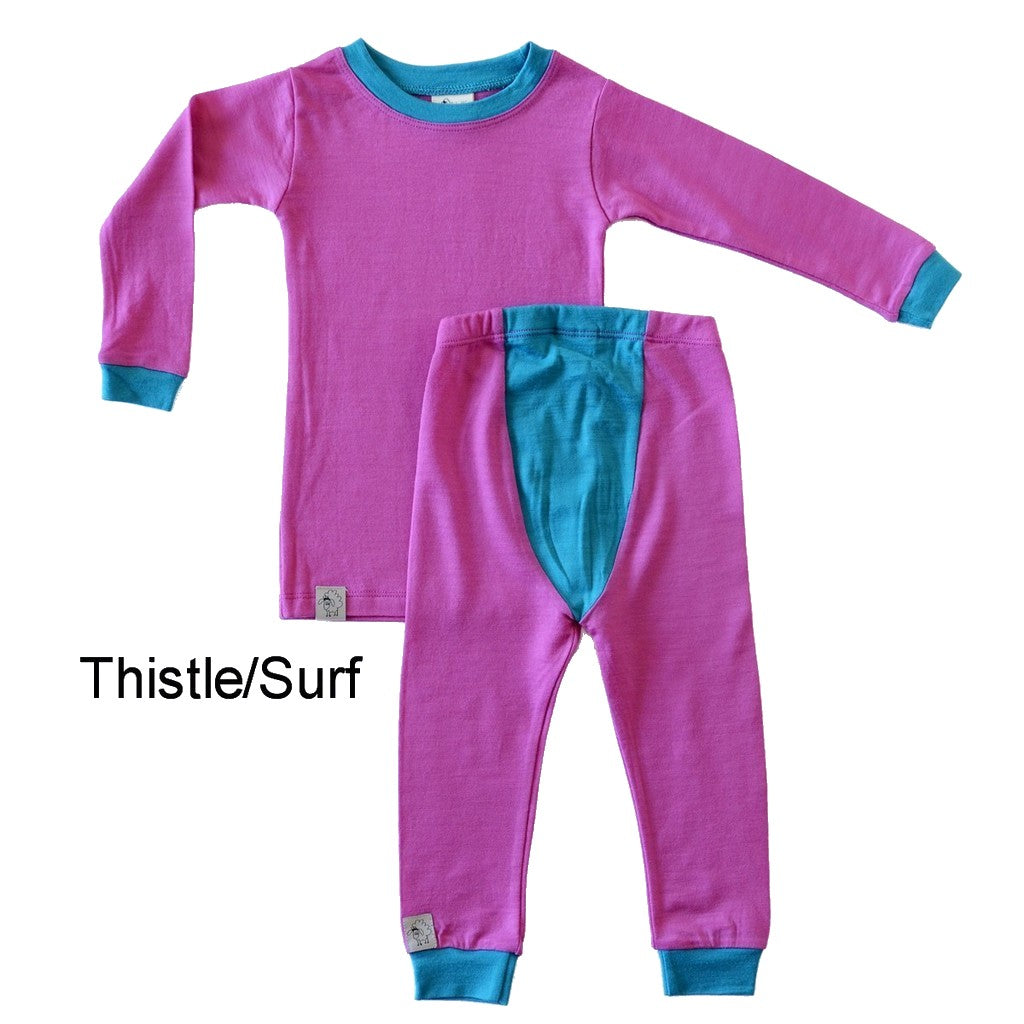 Merino Pajamas - Children's