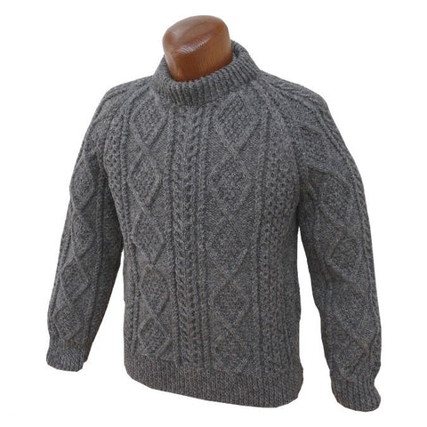 Country Cables Sweater
