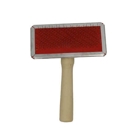 Grooming Brush - Small Wooden handle