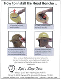 Head Honcho Hard Hat Liner