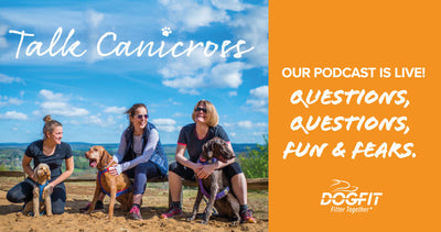 Our Podcast Talk Canicross is now live!