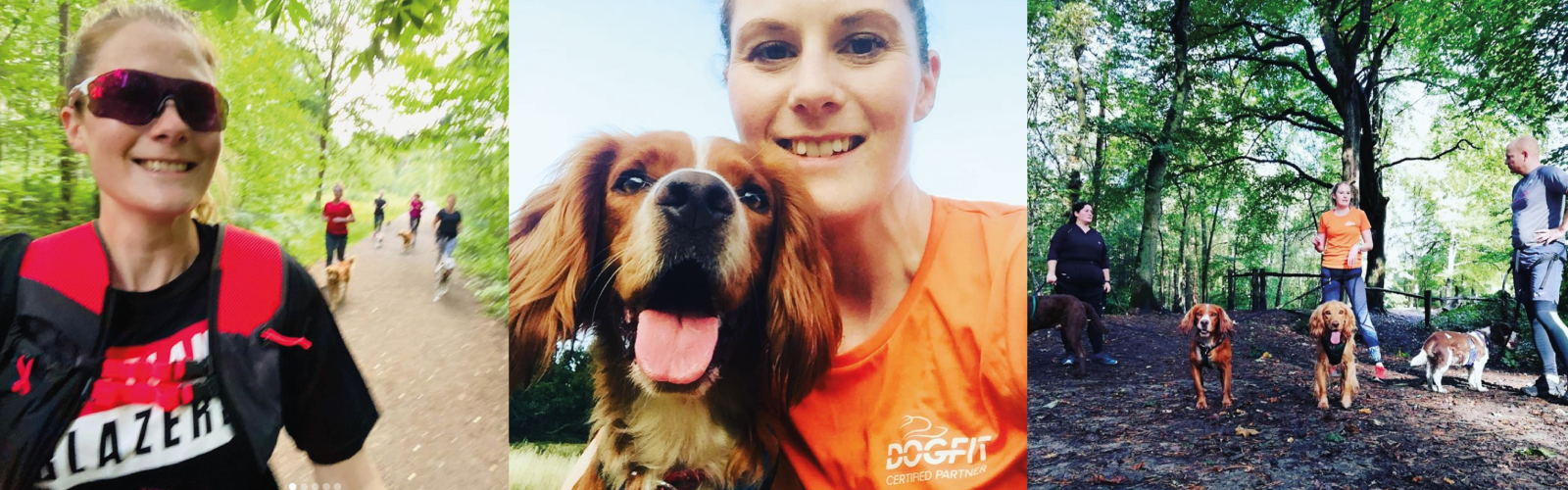 DogFit Certified Canicross Coach
