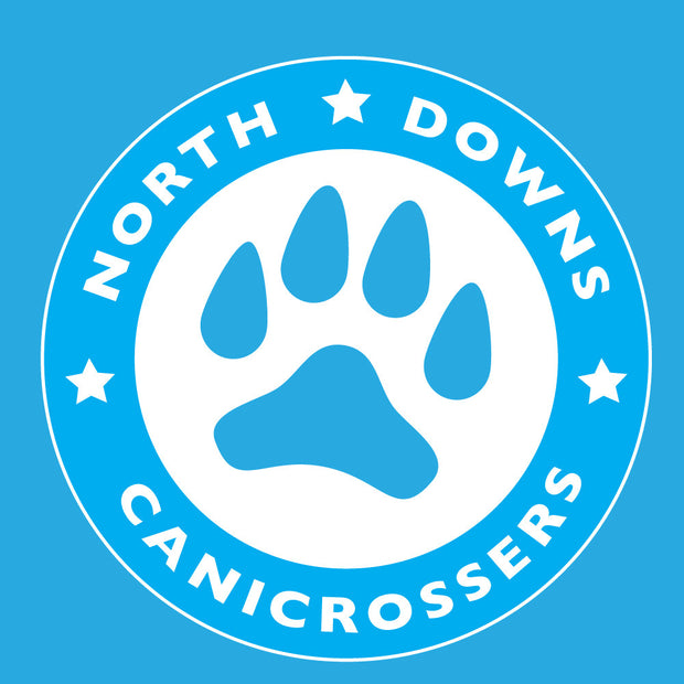 North Downs Canicrossers Vests