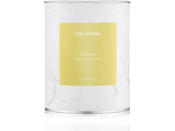 perfume candle sunkissed