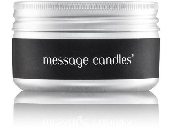 travel candles - message candles