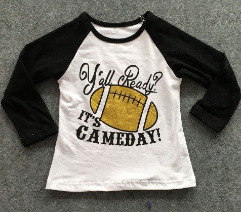 588227e1 In stock- yall ready its Gameday Football Shirt - Wholesale Boutique Deals