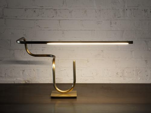 TUBE DESK LAMP