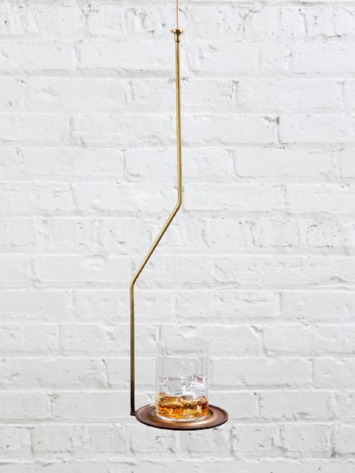 SWINGING DRINK TABLE
