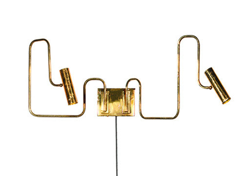 PIVOT DOUBLE WALL SCONCE