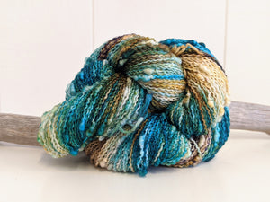 *NEW* Slub Fingering by Lavender Lune Yarn Co.