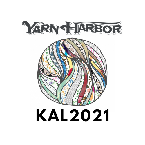 Yarn Harbor KAL Club 2021