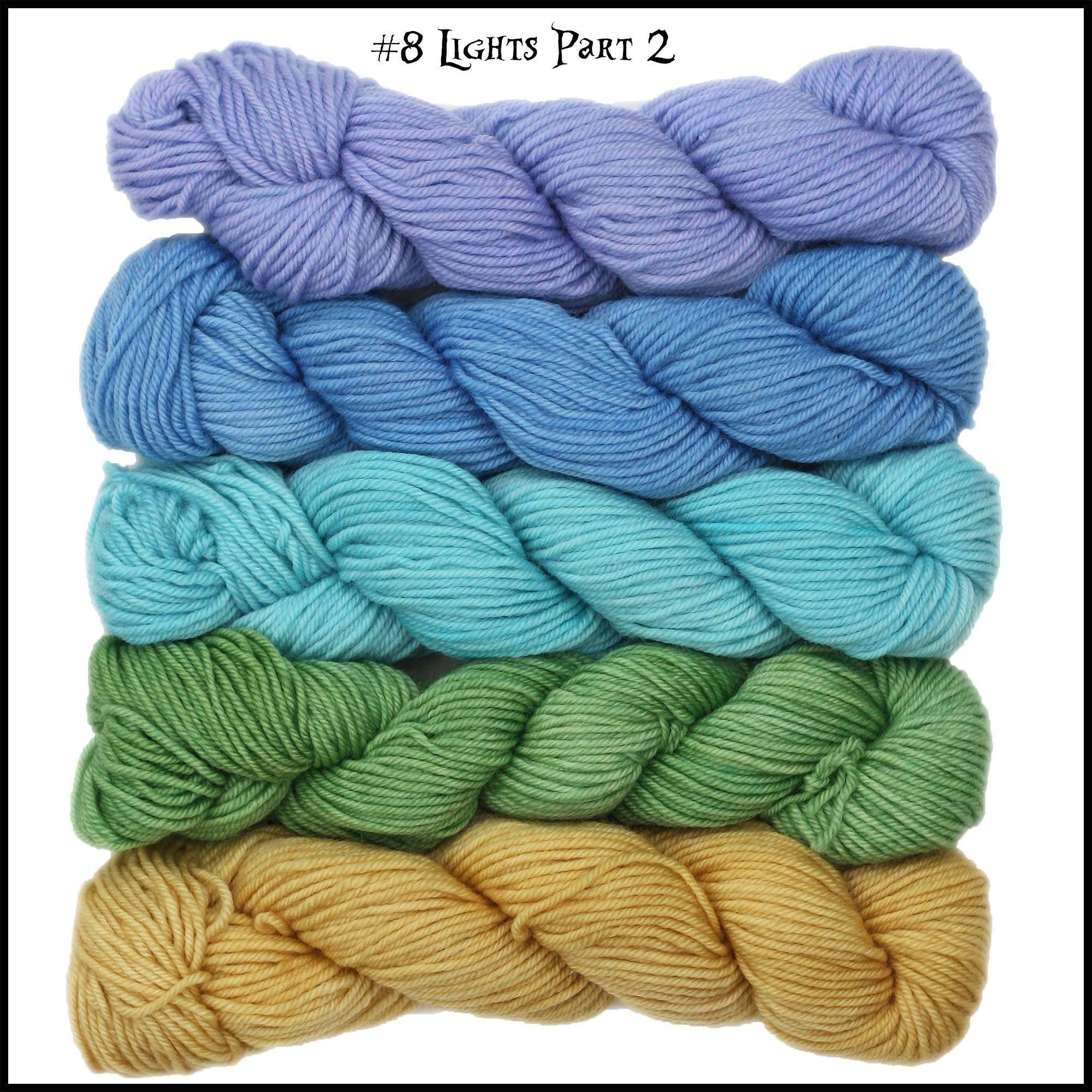 Wonderland Cheshire Cat Mini-Skein Pack