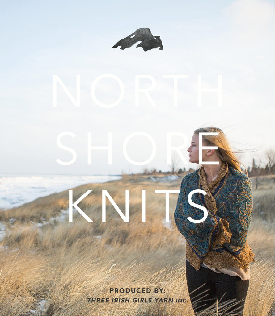 North Shore Knits - book