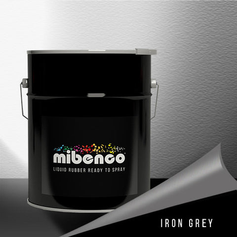 mibenco® Liquid Rubber - Ready to Spray -  5L