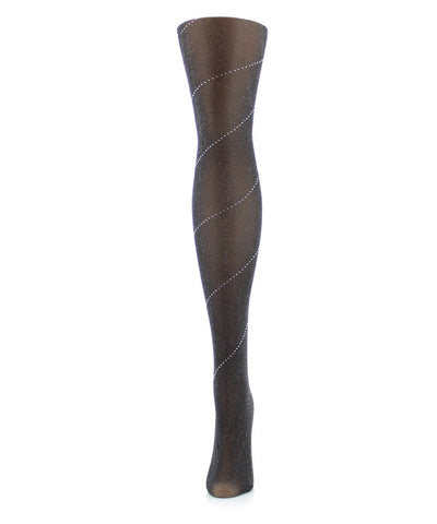 Sprial Shimmer Tights - MeMoi
