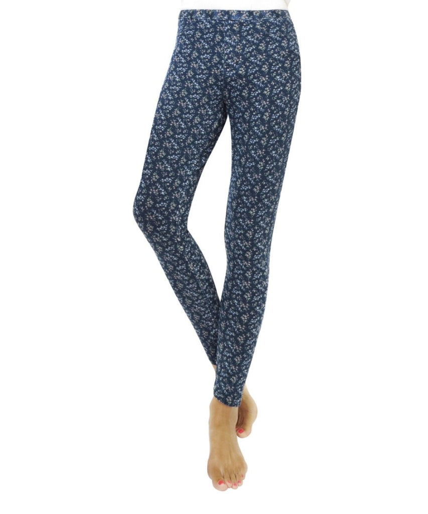 Blossomy Spring Designer Leggings Pants - MeMoi - 1