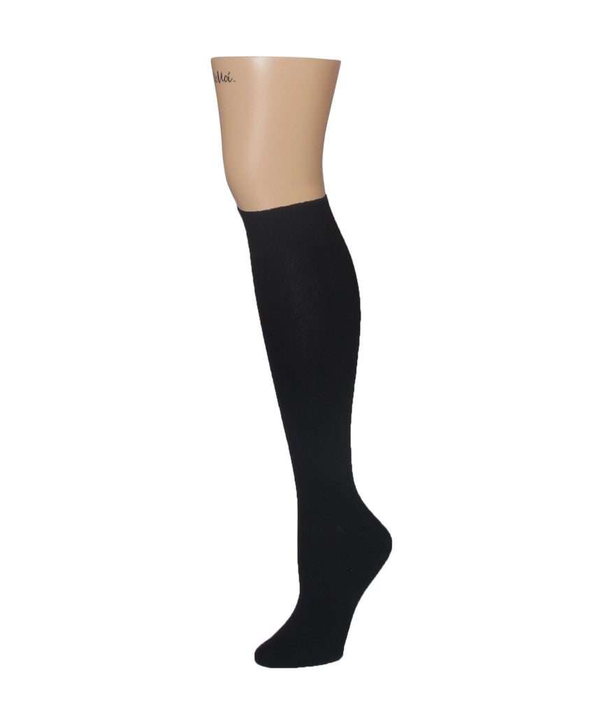 Natural Blend Bamboo Knee High - MeMoi - 2