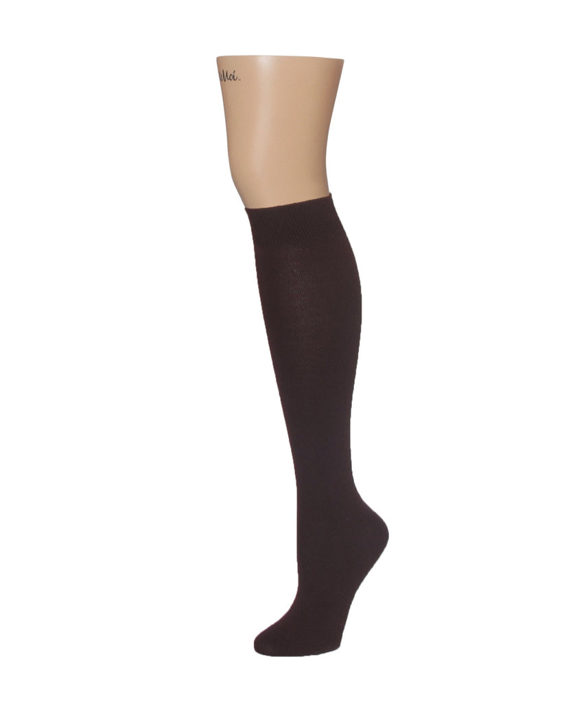 Natural Blend Bamboo Knee High - MeMoi - 3