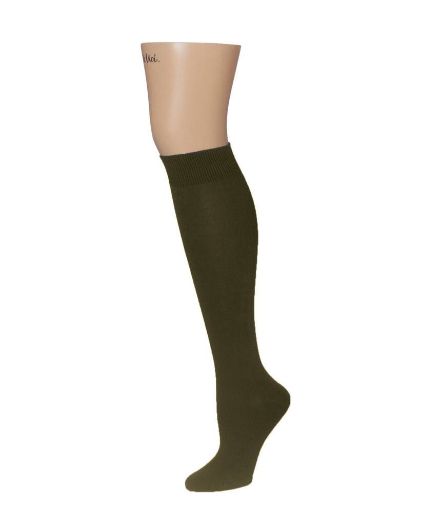 Natural Blend Bamboo Knee High - MeMoi - 5