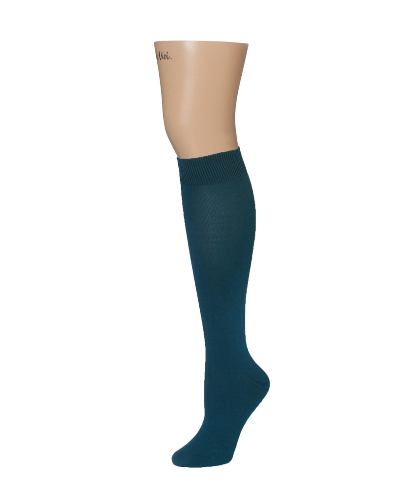 Natural Blend Bamboo Knee High - MeMoi - 7