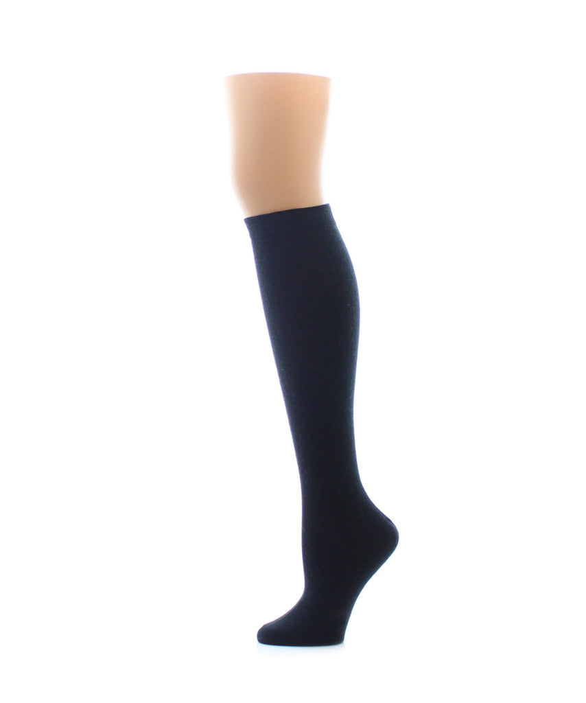 Winter Fleece Plush Lined  Knee High - MeMoi