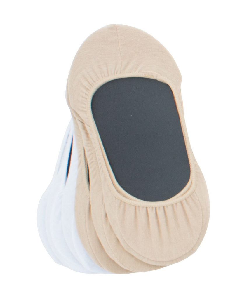 Cotton Shoe & Sneaker Liners (6 Pair Special) - MeMoi - 3