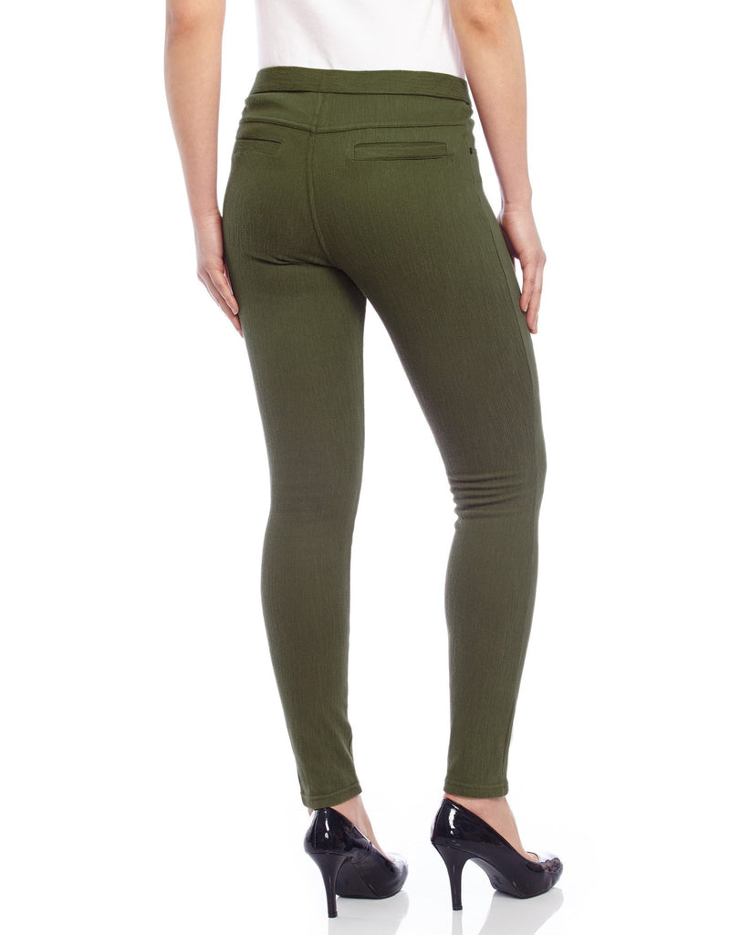 Chino All Colors Hidden Back Pocket Leggings - MeMoi - 8