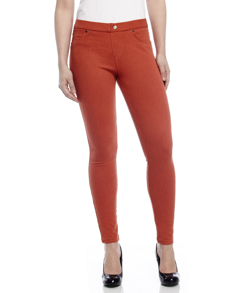 Chino All Colors Hidden Back Pocket Leggings - MeMoi - 6