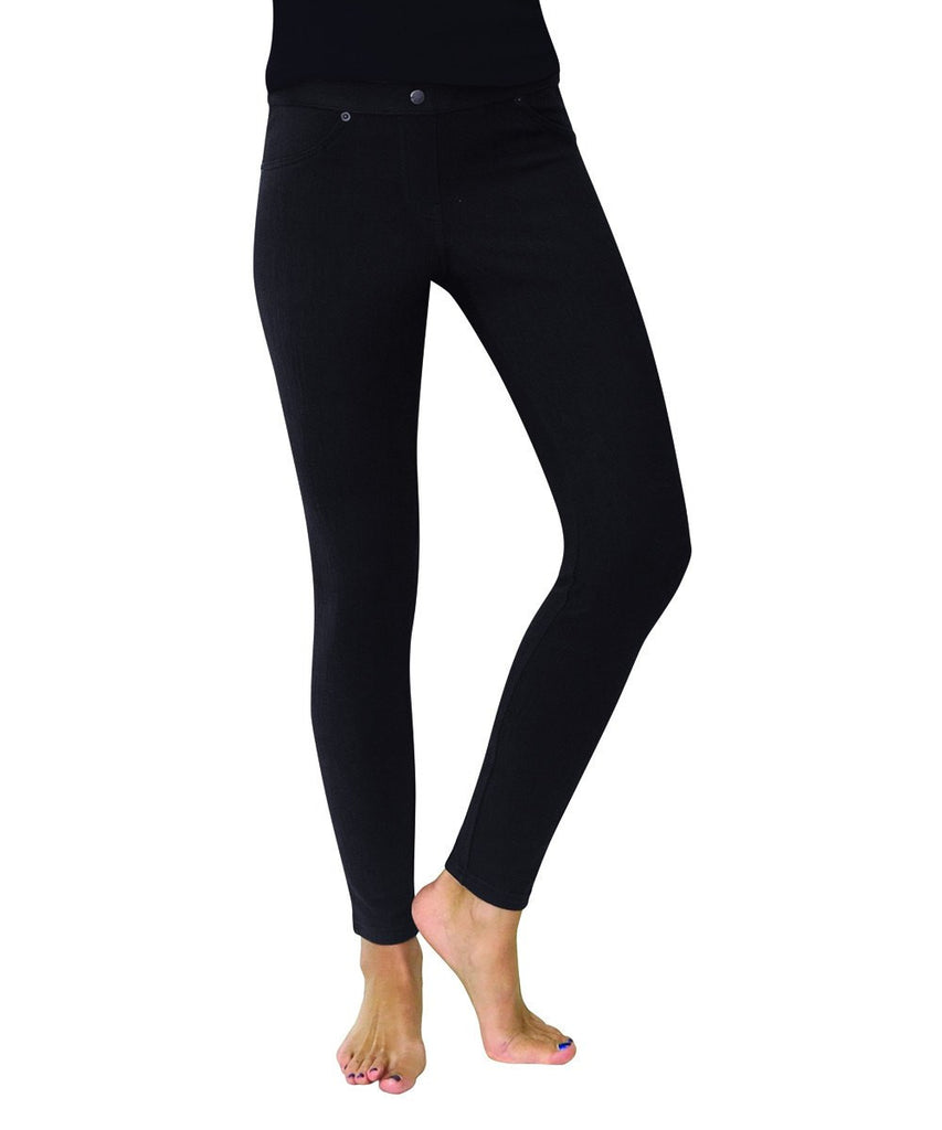 Chino All Colors Hidden Back Pocket Leggings - MeMoi - 9
