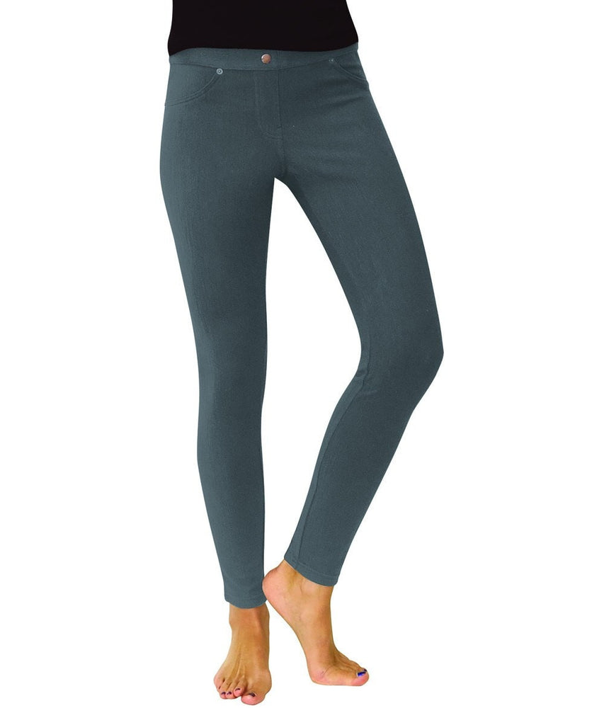 Chino All Colors Hidden Back Pocket Leggings - MeMoi - 15