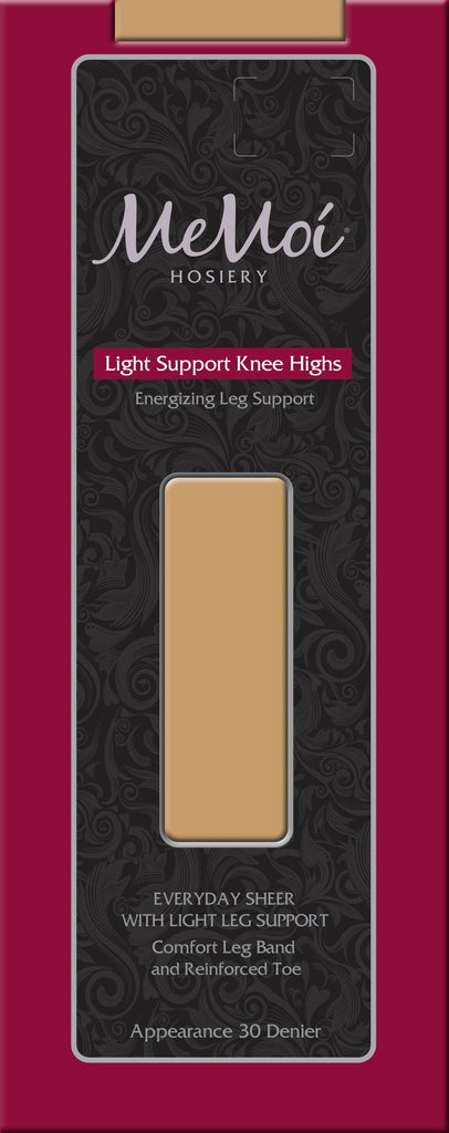 Light Support Knee High - MeMoi